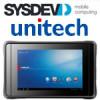 La tablet profesional TB100 de Unitech soportada por Kalypso V3.6