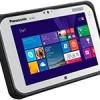 Panasonic lanza el primer tablet robusto de bolsillo