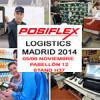 Posiflex presentará las novedades de sus soluciones en Logistics 2014