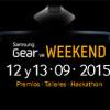 Samsung convoca a la industria de la realidad virtual al Samsung Gear VR Weekend