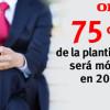 El 75% de las plantillas de Europa serán móviles en 2018, según un estudio de IDC
