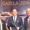 NiceLabel receives Golden Gazelle award for its fast growth