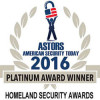 Identiv Recognized by American Security Today with 2016 ASTORS Homeland Security Award