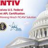 Identiv Receives U.S. Federal Government APL Certification for Award-Winning Hirsch FICAM Solution