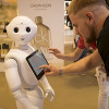 The New Robot Pepper Has Arrived At World Duty Free Stores