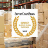 NiceLabel en el TOP 100 de SupplyChainBrain