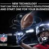 Zebra colabora con la NFL para proporcionar datos clave durante la temporada 2017