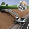 Sensores inteligentes para máquinas de trabajo móviles