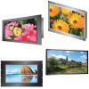 Displays LCD de alto brillo (sunlight readable) para aplicaciones industriales