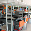 Consum y Checkpoint instalan un sistema antihurto en las cajas capaz de detectar inhibidores de frecuencia
