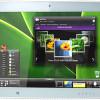 Panel PC con pantalla multitoque de 17,3″ sin ventilador
