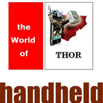 HANDHELD (The World Of Thor)