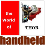 The Wordl of THOR - Handheld