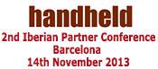 Handheld 2nd Partner Conference