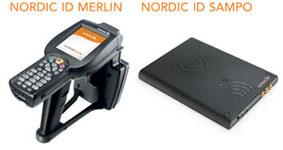 NordicID - Merlin - Sampo