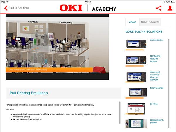 OKI - OKI Academy