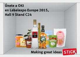 OKI - LabelExpo Europe 2015