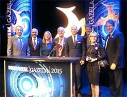 Nicelabel - Silver Gazelle award