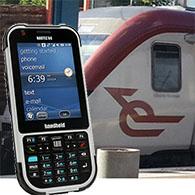 Handheld - NAUTIZ  eTicketPro II