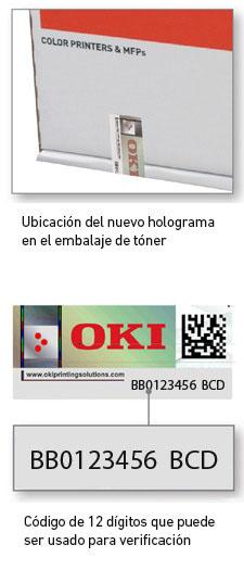 OKI - Holograma