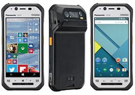 Panasonic - Toughpad FZ-F1, FZ-N1