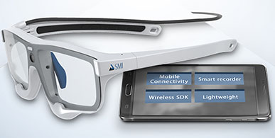 SMI - Eye Tracking Glasses