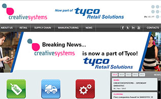 Tyco - Creative Systems