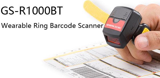 GneralScan - Ring barcode scanner