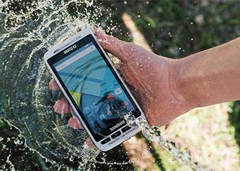 Handheld - NAUTIZ X2
