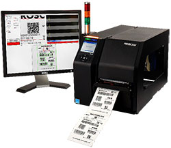 Microscan - Label Inspection System for Printronix