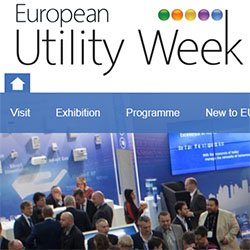 Handheld - Europeam Utility Week