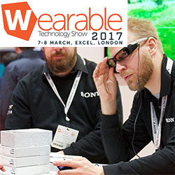 Wearable 2017 London