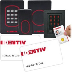 Identiv - uTrust TS Cards