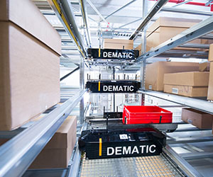 Dematic - Multishuttle Flex