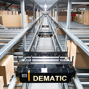 DEMATIC - Multishuttle