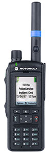 Motorola - MTP6650 TETRA