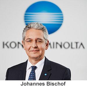 Konica Minolta - Johannes Bischof