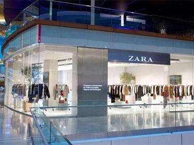 Zara - Tienda para pedidos online