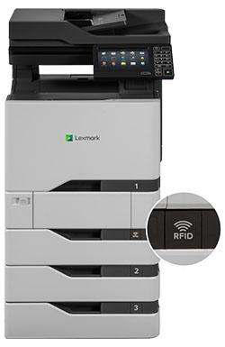 Lexmark - Dipole - Impresion RFID