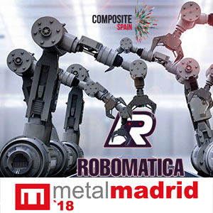 MetalMadrid - Robomatica - Composite Spain