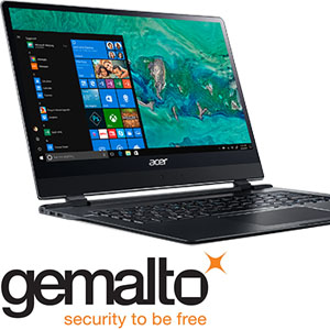 Gemalto - Acer Swift 7