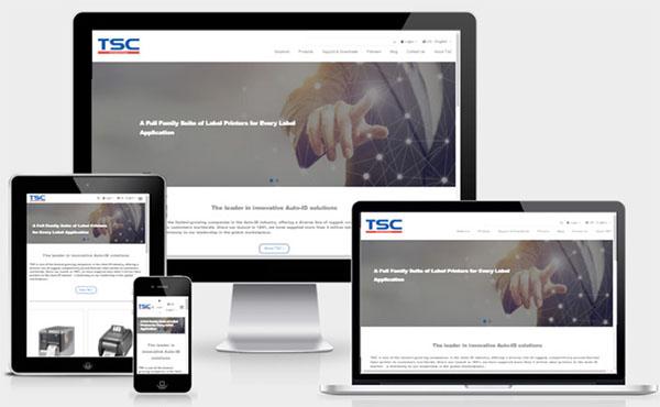 TSC - nueva web