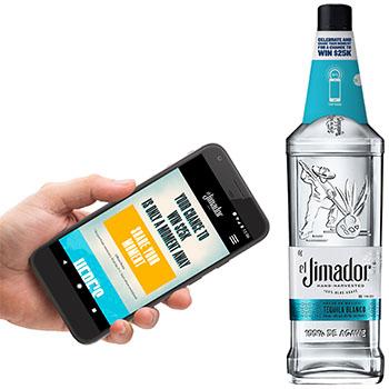 Thin Film - El Jimador tequila