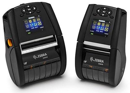 Zebra - ZQ600 mobile printers