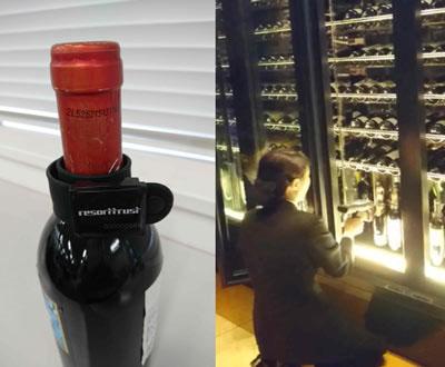SATO - RFID Wine Cellar Inventory Solution