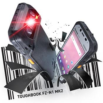 Panasonic - TOUGHBOOK FZ-N1