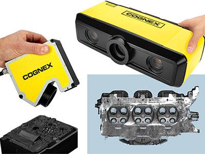 COGNEX - 3D High-Speed Assembly Verification