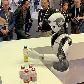 INNFOS - robot inteligente XR1