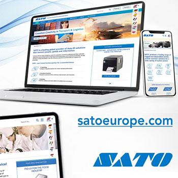SATO - New WEB Site