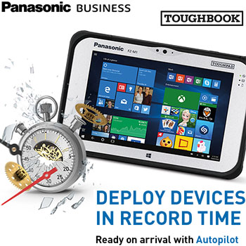 Panasonic - TOUGHBOOK